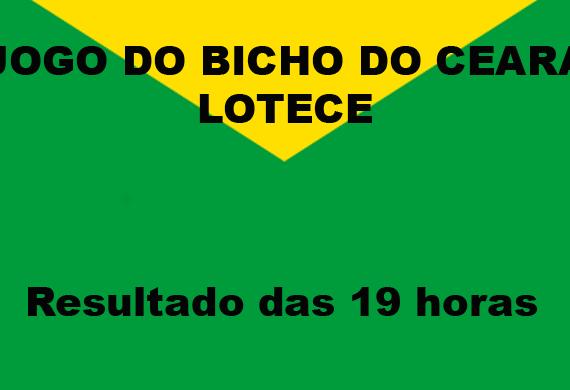 JOGO DO BICHO CEARÁ - LOTECE