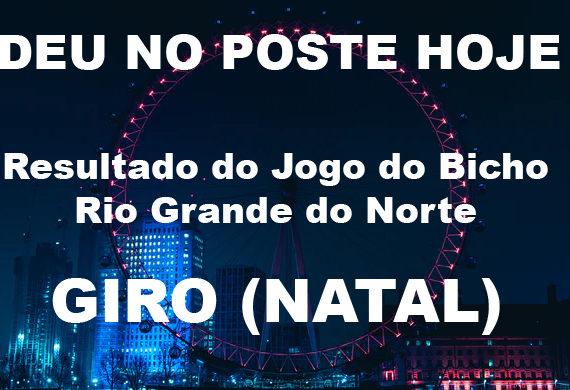 Jogo do Bicho Rio Grande do Norte - Giro de Natal
